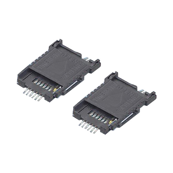 >SIMLOCK® & SIMBLOCK® series SIM card connectors for limited space requirements