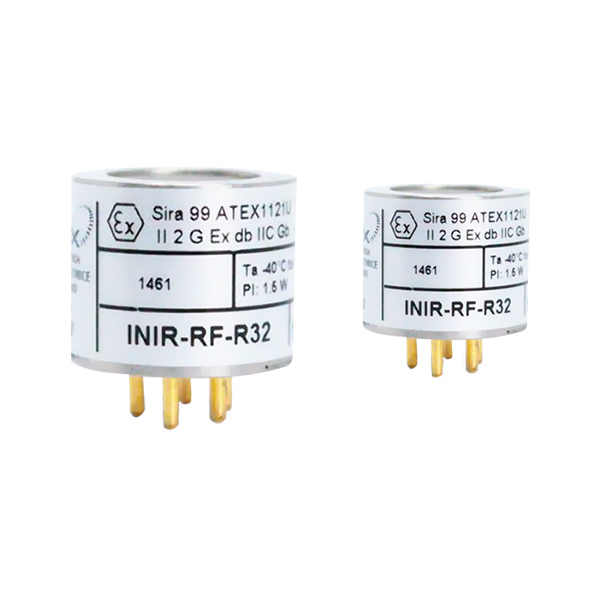 Integrated IR (INIR) gas sensors for R32 & R290 with 20ppm resolution and 100ppm detectivity