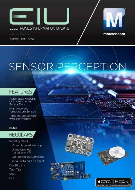Magazine électronique Methods Mouser Electronics