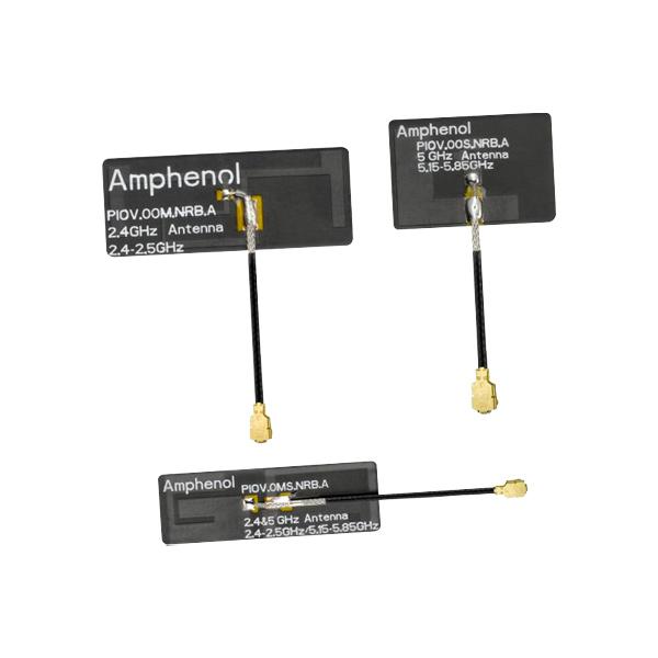 FPC antennas in 2.4GHz, 5GHz & 2.4GHz/5GHz bands