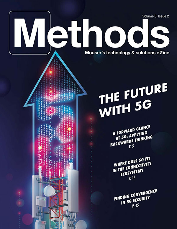 Latest Issue: The Future with 5G cover