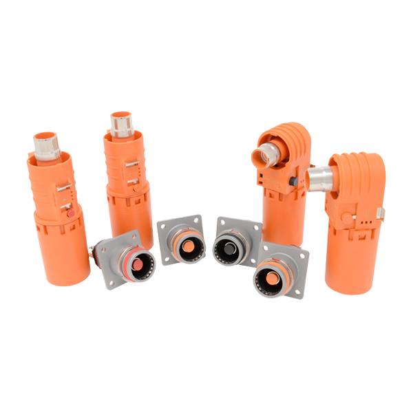 PowerLok® G2 1000V heavy-duty power connectors