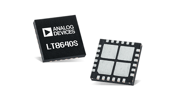 Analog Devices/Power by Linear Silent Switcher® 2 Regulators