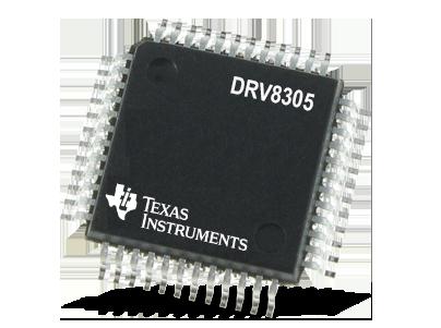 DRV8305 / DRV8305-Q1 Three-Phase Gate Driver