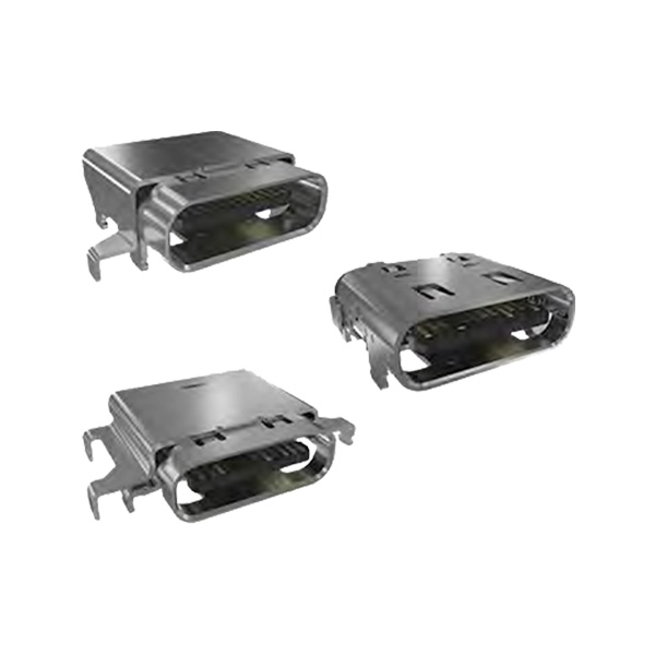 USB 4 Gen 3 Type-C connectors with 100W power rating & 40Gbps data rate