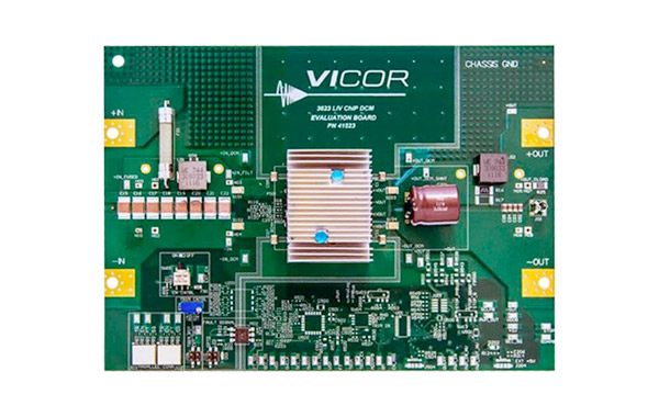 Vicor 評価ボード 絶縁型DC-DCコンバータ「DCM3623」