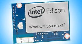 Intel Edison Demo