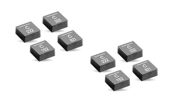 Coilcraft XEL6030 Series Shielded Power Inductors