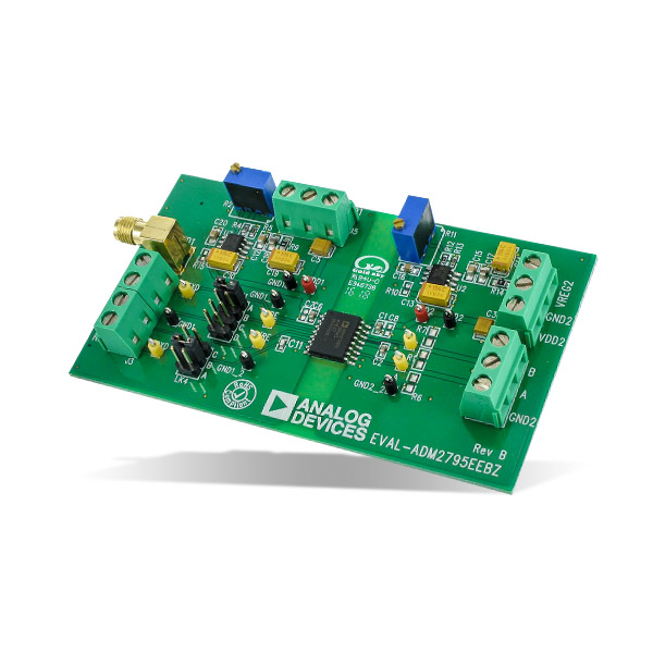 ADM2795 Evaluation Board for ADM2795-EP RS-485 Transceiver