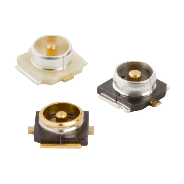 >Ultraminiature 1.4mm low-profile connectors with DC to 6GHz range