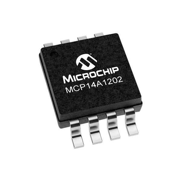 Microchip MCP14A1201/02 High-Speed MOSFET Drivers
