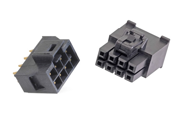 Molex Nano-Fit™パワーコネクタ