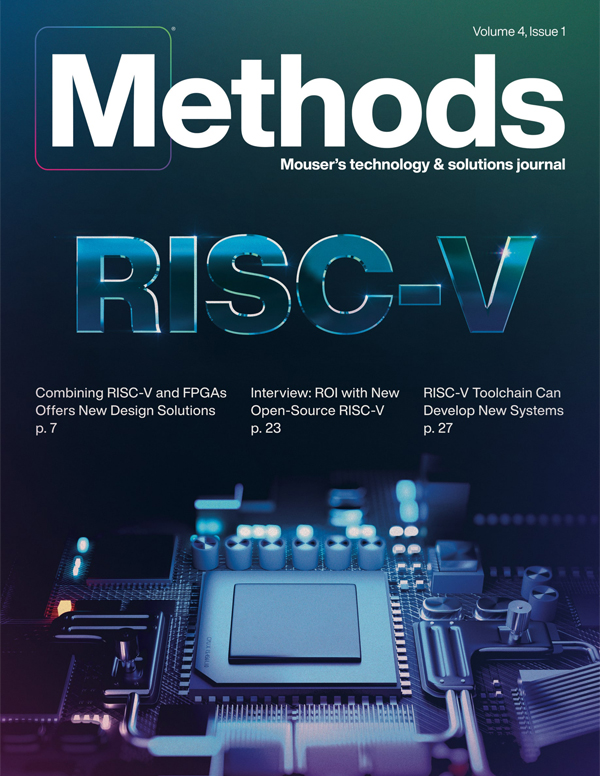 Latest Issue: RISC-V cover